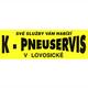 K - PNEUSERVIS